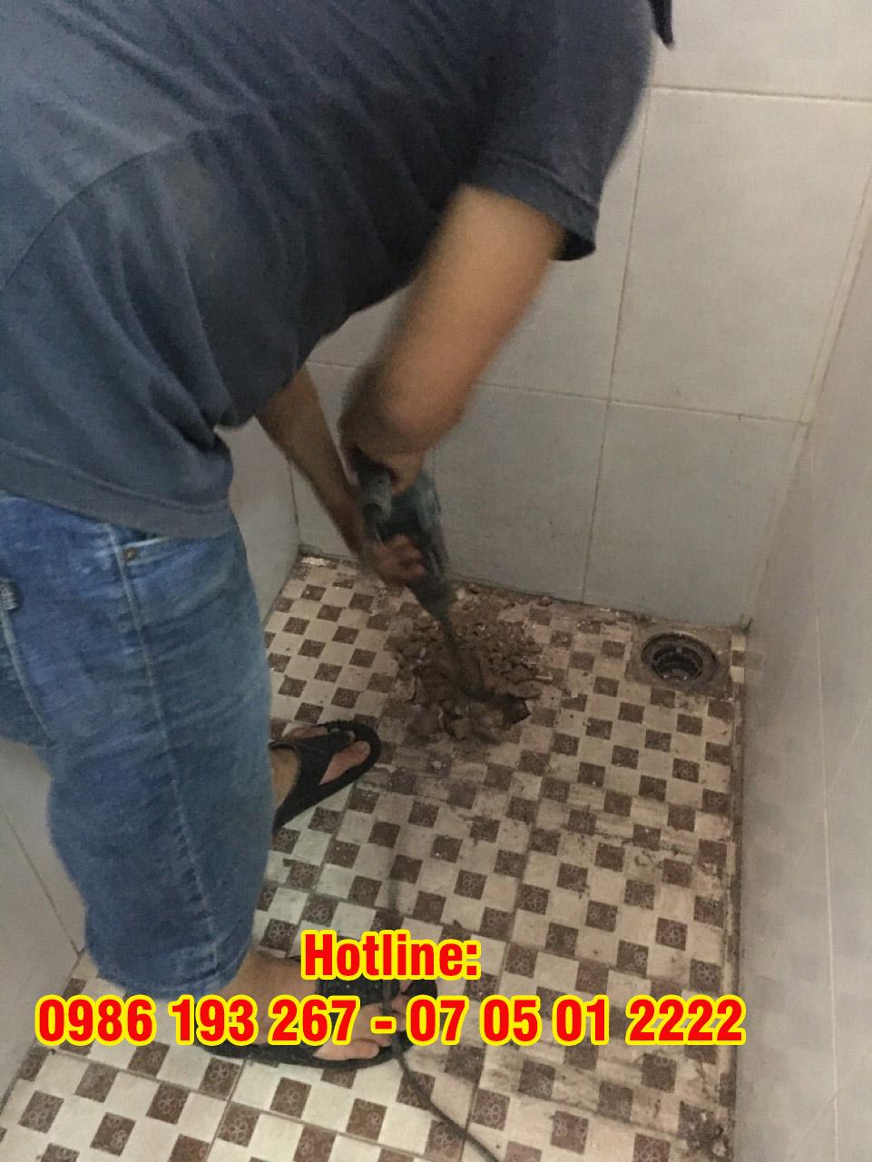 thợ sửa nước tại nhà Minh Nhật